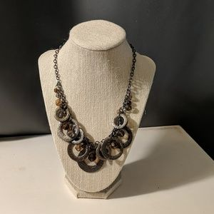 Jazzy fall/winter necklace from Premier Designs